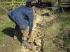 Repairing path in Pool Meadow 2013