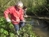 Clearing the Common Brook - 2012