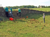 20150812 i Swerford dry stone walling